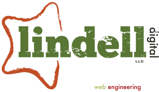 Lindell Digital Logo